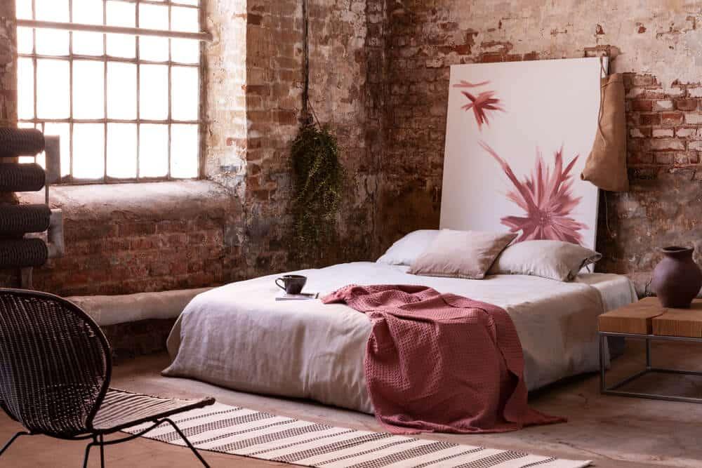 quarto de casal estilo industrial - Pensar zen é pensar em cores neutras? Experimente estes estilos Zen coloridos