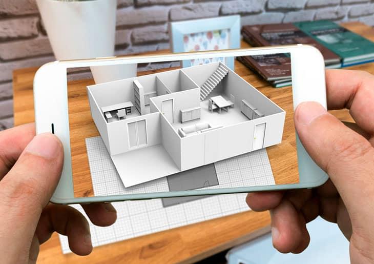VR Mobile - Quais os benefícios para Arquitetos e clientes com a tecnologia de Realidade Virtual.