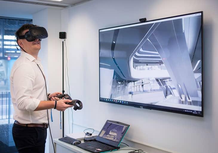 VR para computador - Quais os benefícios para Arquitetos e clientes com a tecnologia de Realidade Virtual.
