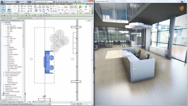 fusor - 9 programas de Realidade Virtual para Arquitetos