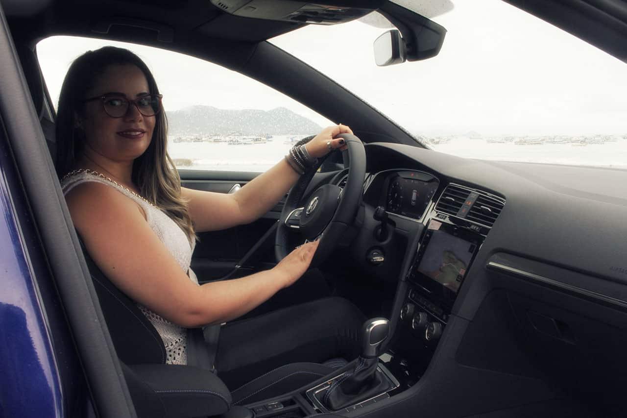 luciana interna 01 - Golf GTE e outras apostas de mobilidade elétrica urbana da Volskwagen