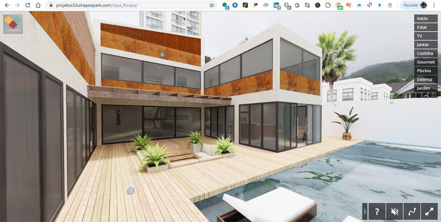 shapespark - Quais os benefícios para Arquitetos e clientes com a tecnologia de Realidade Virtual.