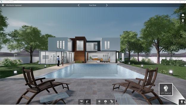 software de modelo para VR - 9 programas de Realidade Virtual para Arquitetos