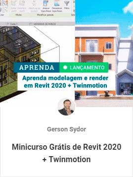 minicurso gratis de revit 2020 twinmotion - Aulas Grátis