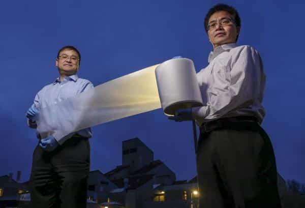 substituto ar condicionado a arquiteta 2 - Material promete substituir o ar-condicionado