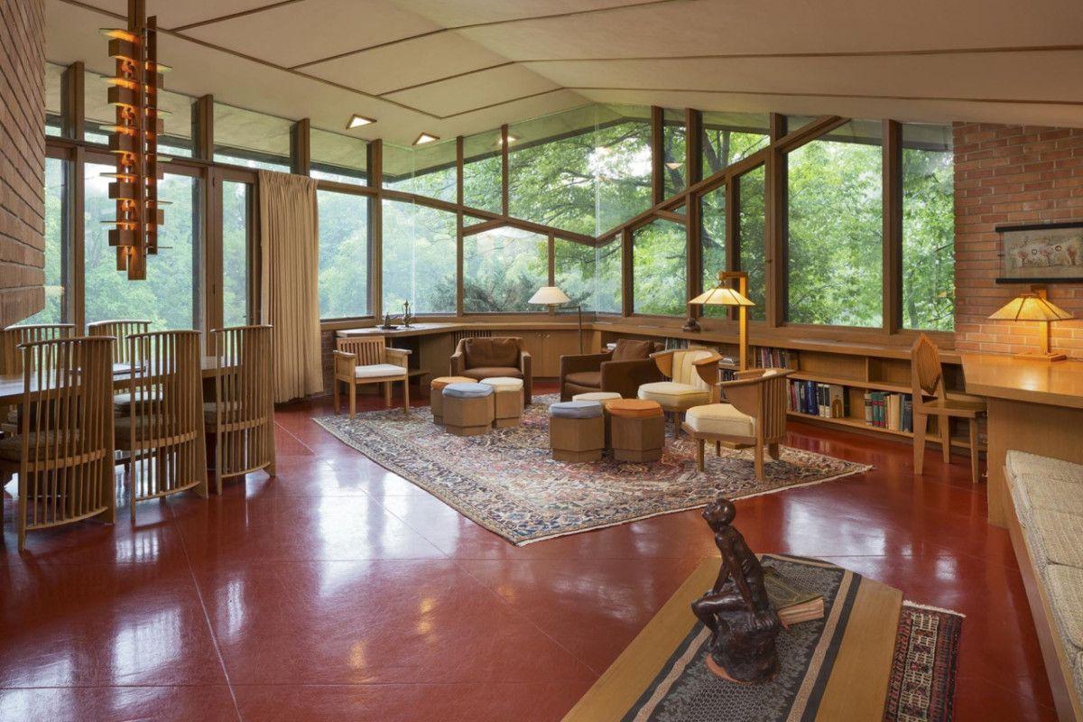Frank Lloyd Wright, Ward W. Willits House
