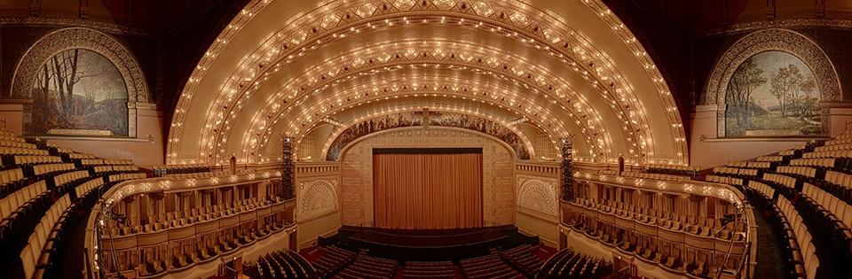 Frank Lloyd Wright, Auditorium Building,
