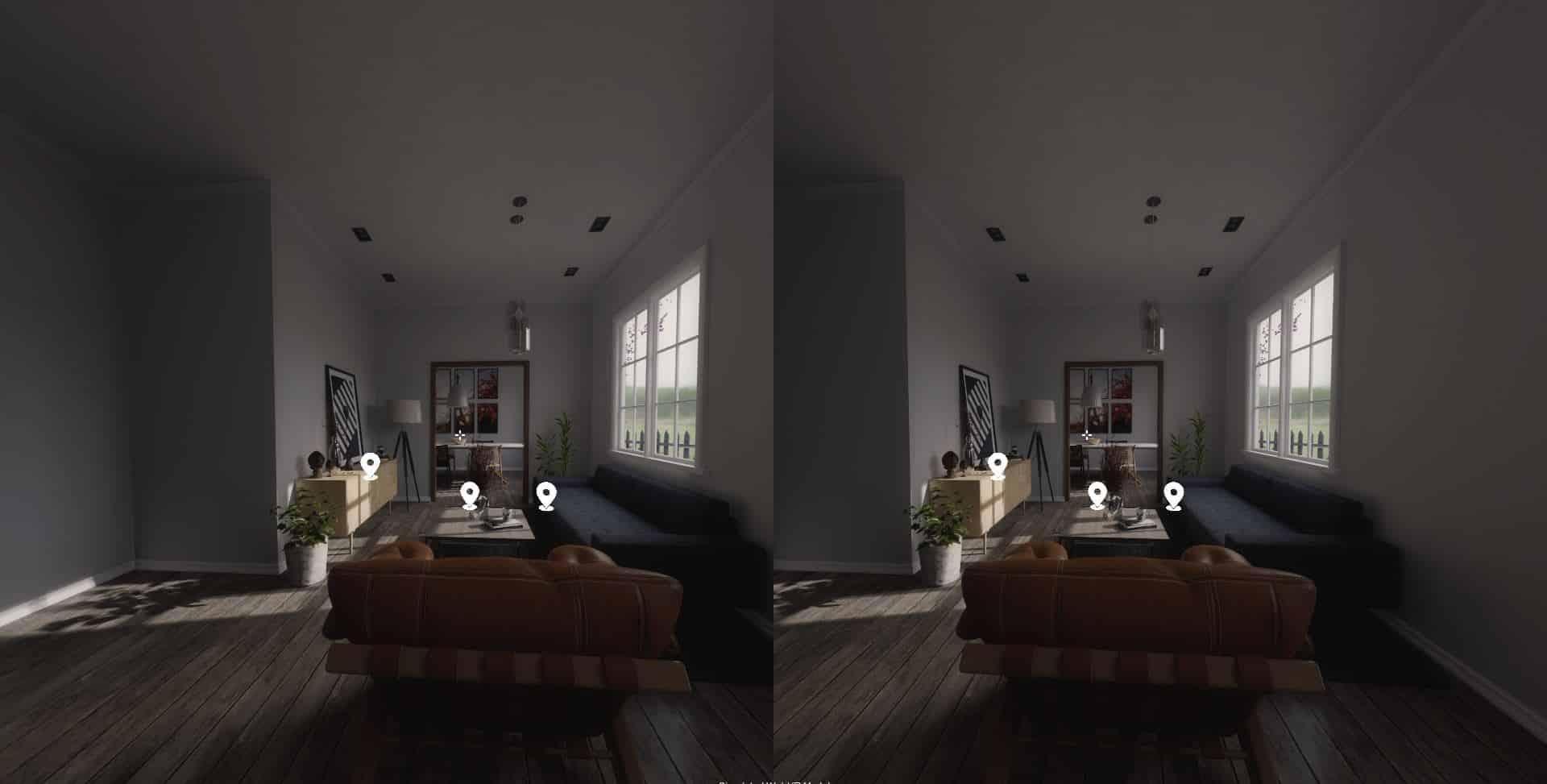 D5 Render passeio virtual - D5 Render - nova solução para renderizações de alto nível com Ray Tracing