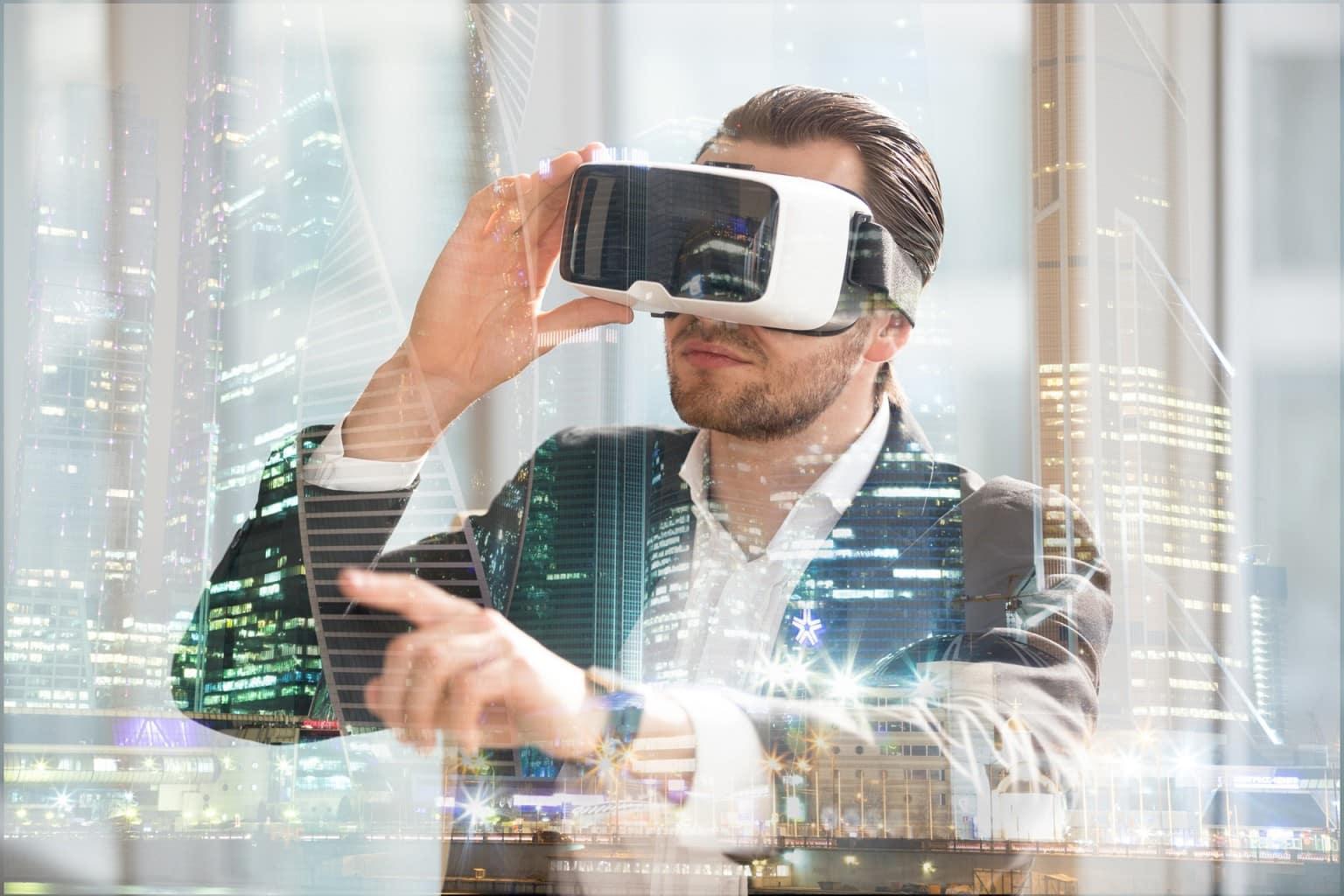 Realidade virtual - Estúdio de visualização 3D e sua forma de ajudar os arquitetos