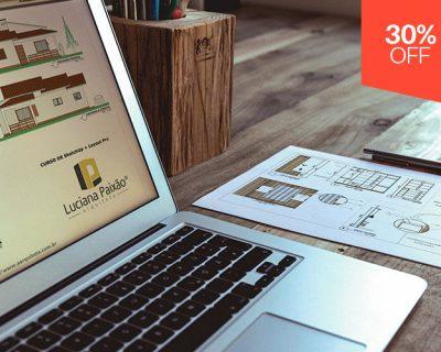 Curso SketchUp Layout Mobiliários e Residências