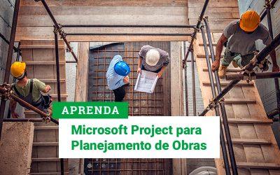 Curso Microsoft Project Planejamentos de Obras