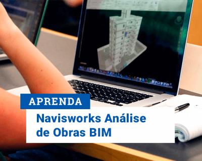 Curso Navisworks Análise de Obras BIM