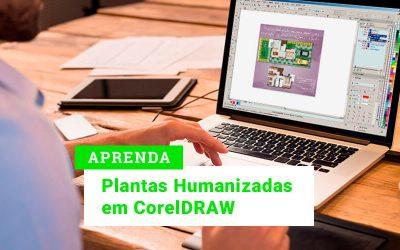 Curso Planta Humanizada em CorelDRAW