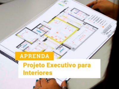 Curso Projeto Executivo de A a Z para Arquitetura de Interiores