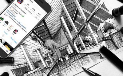 Instagram para Arquitetos