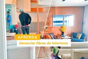 Curso Gerenciamento de Obras de Interiores