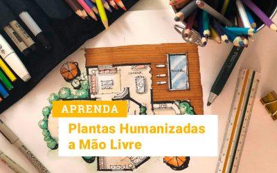 Curso de Plantas Humanizadas a Mão Livre