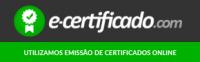 A Arquiteta utiliza emissão de certificados online e-certificados.