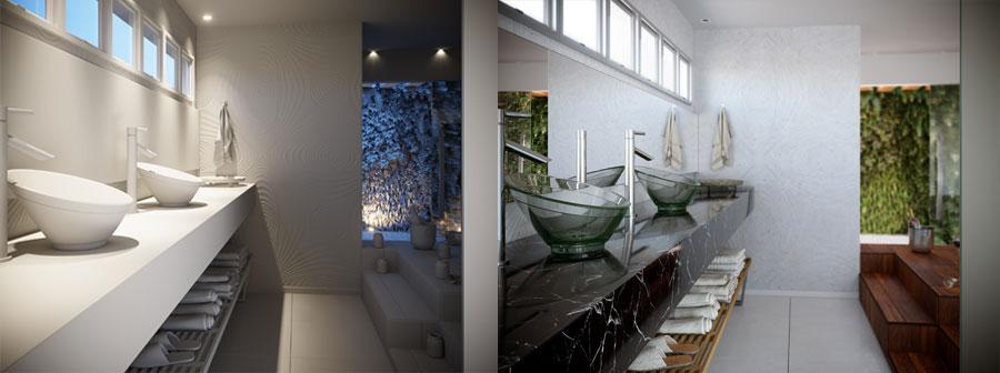 lavabo modelado com o 3dsmax e renderizado com o Corona render