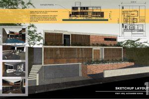 Cursos de SketchUp + Layout | Arquitetura & Mobiliário