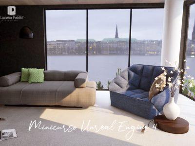 Minicurso Grátis de Unreal Engine 4 para Arquitetura