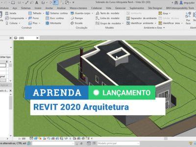 Curso Revit 2020 Arquitetura Básico