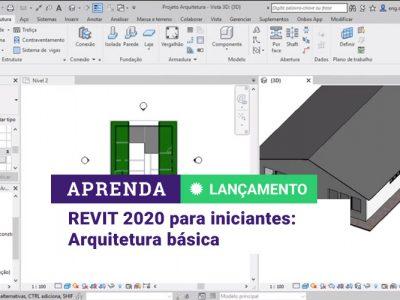 Curso Grátis de Revit 2020 Arquitetura Básica