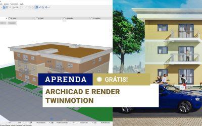 Projeto em BIM do Zero ao Render com ARCHICAD e Twinmotion